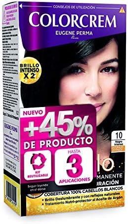 Colorcrem Color & Brillo Tinte Permanente Mujer, con ...