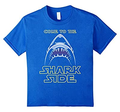 Shark T Shirt - Come to the Shark Side Funny Shirt
