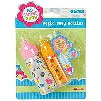 Toysmith My Sweet Baby Magic biberones