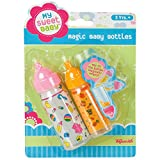 #8: Toysmith My Sweet Baby Magic Baby Bottles