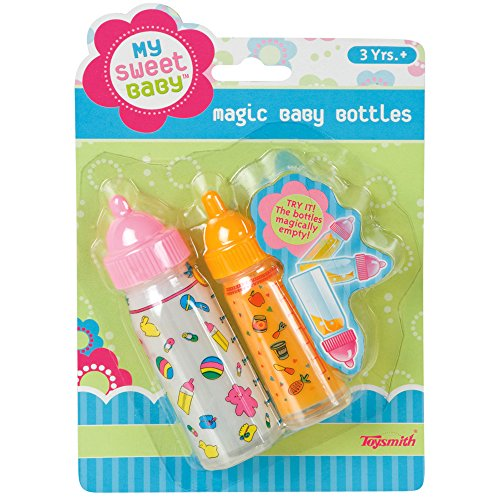 Toysmith Sweet Baby Magic Bottles
