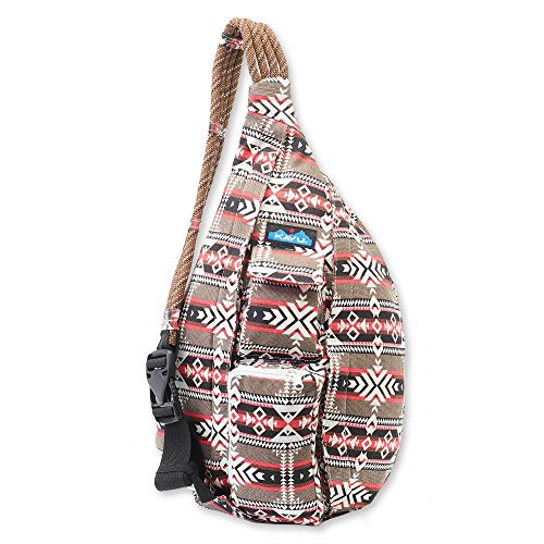 KAVU Women's Rope Bag Outdoor Backpacks, One Size, Canyon Blanket