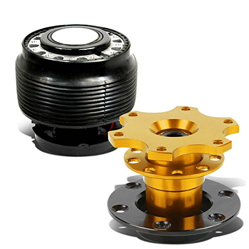 Honda Civic/Del Sol/Acura Integra Hub Adapter+Gold 2