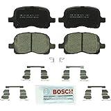 Bosch BC741 QuietCast Brake Pad Set
