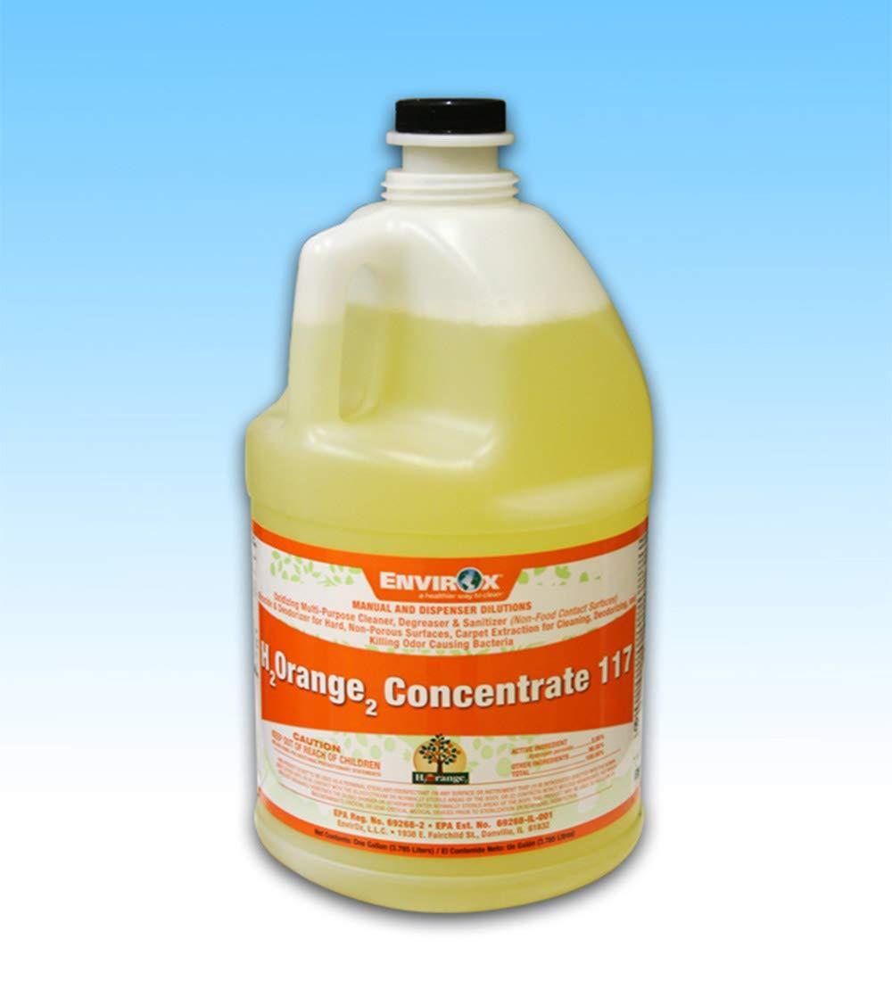 REGIROCK EnvirOx H2Orange2 Concentrate 117 - Gal. Bottle