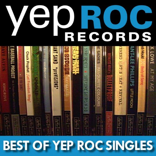 Yep Roc Records (It Ain't The Old Cold War Harry)