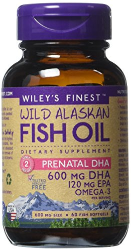 Alaskan Prenatal Wileys Finest Softgel product image