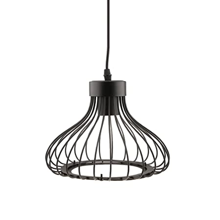 Magideal vintage retro lampshade wire cage ceiling chandelier magideal vintage retro lampshade wire cage ceiling chandelier pendant lamp light shades decor 6 greentooth Choice Image