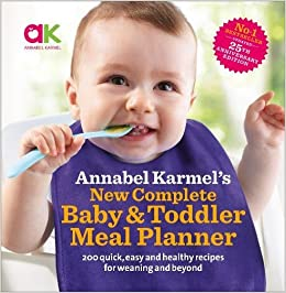 Annabel karmels new complete baby toddler meal planner 25th annabel karmels new complete baby toddler meal planner 25th anniversary edition amazon annabel karmel 9780091924850 books forumfinder Image collections
