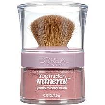 L'Oréal Paris Makeup True Match Loose Powder Natural Mineral Blush, Soft Rose...