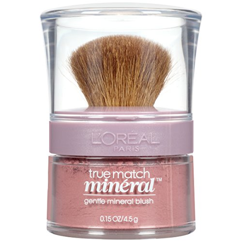 - L'Oreal Paris True Match Gentle Mineral Blush, Soft Rose [488] 0.15 oz