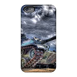 Apple Iphone 6s NOZ312mQlr Provide Private Custom Beautiful Tank On War Pictures Scratch Resistant Cell-phone Hard Covers -JamieBratt
