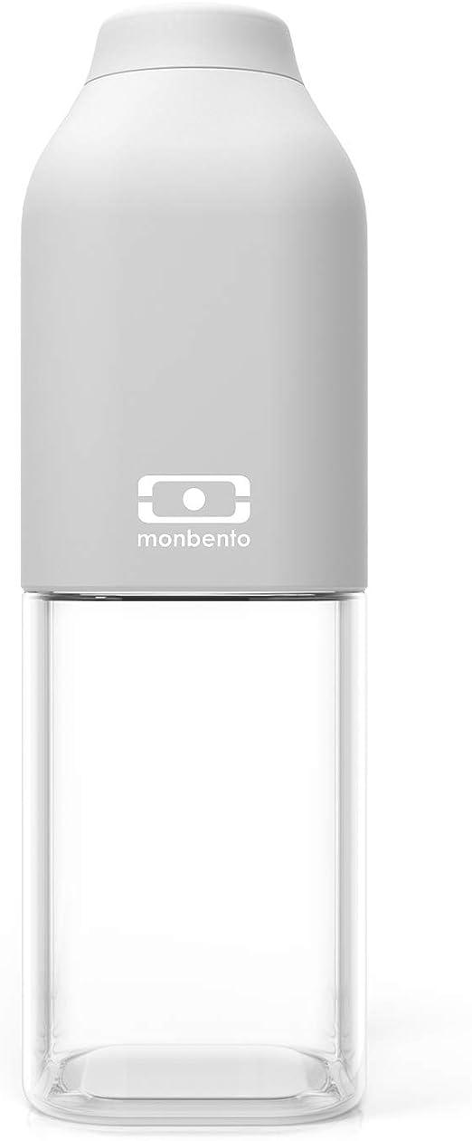 Monbento MB Positive M gris La botella 50 cl