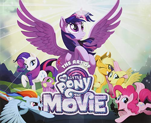 The Art of My Little Pony: The M...