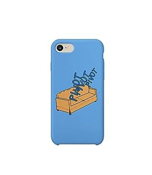 Friends TV Series Mythic Sofa iPhone 6 7 8 X Plus Phone Case ...