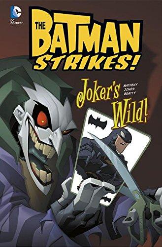 Read Online Joker's Wild! (Batman Strikes!) pdf epub