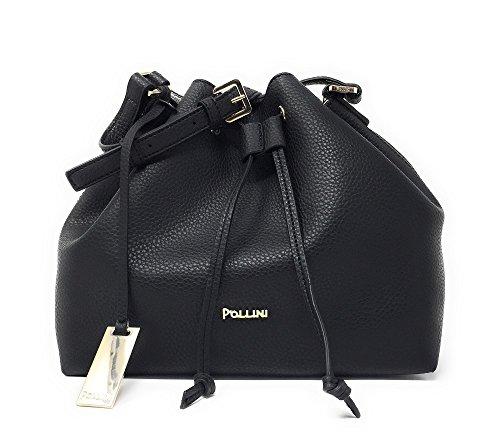 Pollini - Bag, Borse a spalla Donna Nero