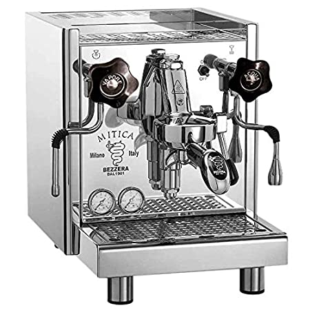 Bezzera Mitica Top Cafetera expreso Deriva válvulas: Amazon.es: Hogar