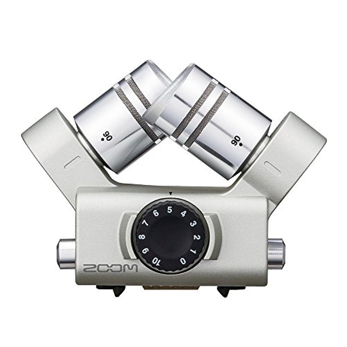 [해외] ZOOM 줌 포터블 레코더 마이크 H6/H5/Q8 용XY마이크 캡슐 XYH-6