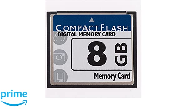 QingManGuo New 8GB Compact Flash (CF) Card Speed Up to 50MB/s Free Packaging-CF-8G Digital Camera Memory Card