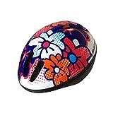 Limar D123 Kids Helmet - Flowers, Medium 52-56 cm