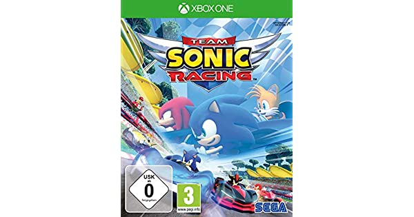 Team Sonic Racing (XONE): Amazon.es: Videojuegos