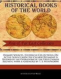 Primary Sources, Historical Collections, Arthur Alison Stuart Barnes, 1241081611