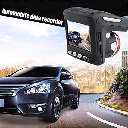 Cokeymove 2 en 1 HD 1080 P Car DVR Grabador de Radar ...