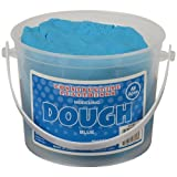 Constructive Playthings CP-82 3 lb. Tub of Modeling Dough - Blue, Grade: Kindergarten to 3