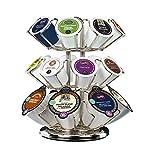 Best Keurig Can Holders - Keurig 40692 K2.0 Cup Holder Carousel, Chrome Review