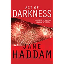 Act of Darkness (The Gregor Demarkian Holiday Mysteries)