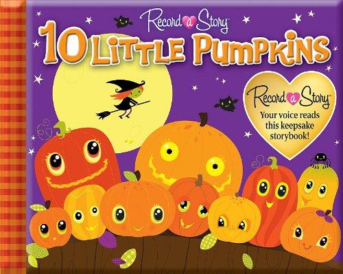 Record a Story Ten Little Pumpkins