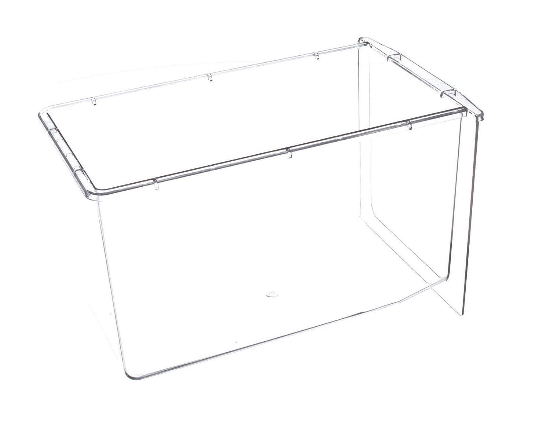 Uline 80-54741-00 Clear Ice Bucket