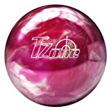 Brunswick TZone Pink Bliss Bowling Ball (8-Pounds)