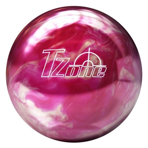 Brunswick TZone Pink Bliss Bowling Ball (8-Pounds)