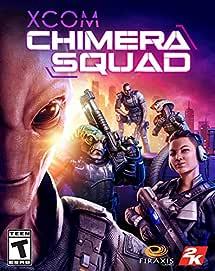 XCOM: Chimera Squad Standard - PC [Online Game Code]
