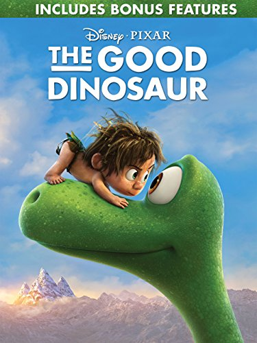 - The Good Dinosaur (Plus Bonus Features)
