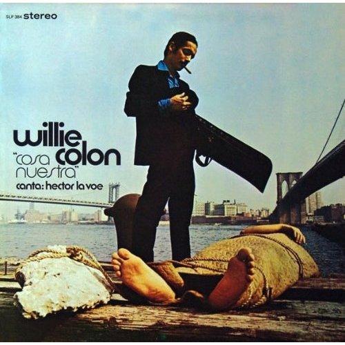 Willie Colon - Cosa Nuestra (LP Vinyl)