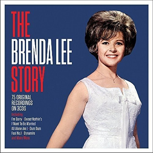 Brenda Lee - Little Miss Dynamite: 1956-1962 - Zortam Music