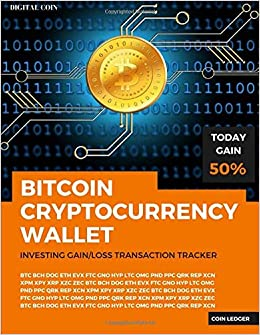 Bitcoin Cryptocurrency Wallet: Investing Gain/Loss