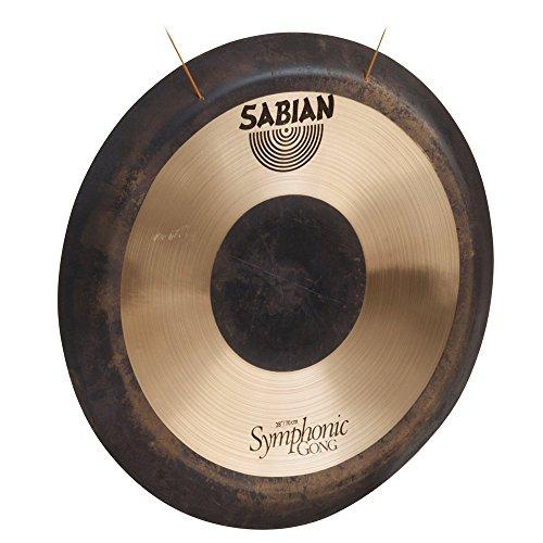 (Sabian 52802 28-Inch Symphonic Gong Percussion)