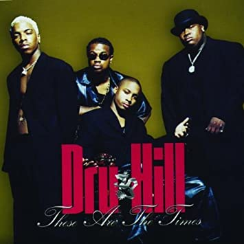 amazon these are the times dru hill 輸入盤 音楽