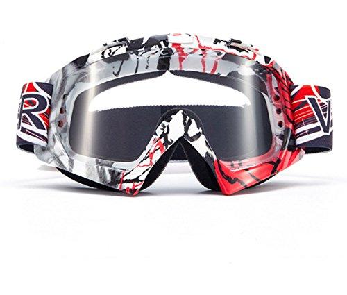 Ojo Gafas Aire X a PC esquí de Prueba A Equipo al Impermeable Libre antiniebla Caballero e Todoterreno Polvo explosiones Equipo de de de Prueba wff8qXr