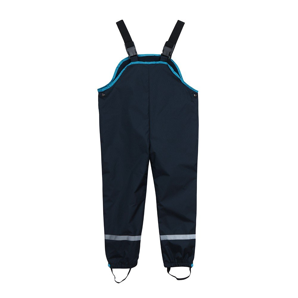 Iuhan® Unisex Baby Kids Rain Pants Waterproof Overall Romper Raincoat Waterproof Pant