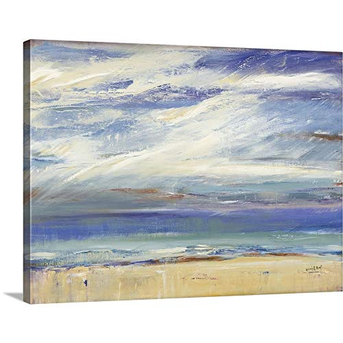 GREATBIGCANVAS Gallery-Wrapped Canvas Entitled Space in Between by Michele GORT 48