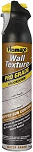Homax Group Inc 4565 Wall Texture Knockdown Water Based Spray, 25 Oz