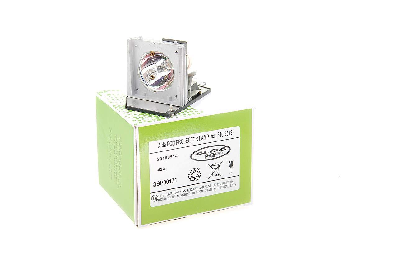 PD525D Projecteurs PD523 Lampe avec bo/îtier Alda PQ-Premium PD116PD PD521D PD523D PD525 Lampe de projecteur compatible avec 310-5513 EC.J1001.001 pour DELL 2300MP ACER PD116P