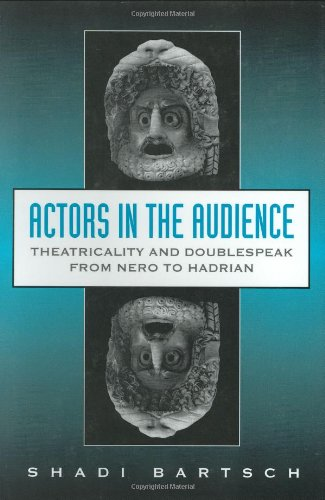 Actors in the Audience: Theatricality and Doublespeak from Nero to Hadrian (Revealing Antiquity) - 51uKEP8ioaL - Actors in the Audience: Theatricality and Doublespeak from Nero to Hadrian (Revealing Antiquity)