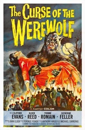 Curse Of The Werewolf Movie Poster 11x17 Master Print