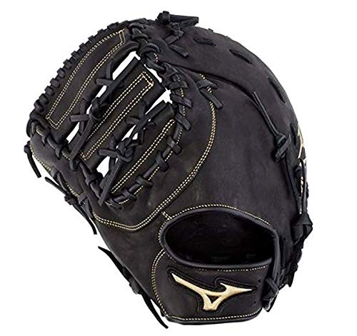 Mizuno GXF50PB3 MVP Prime Baseball First Base Mitt, 12.5'', Worn on Right Hand by Mizuno